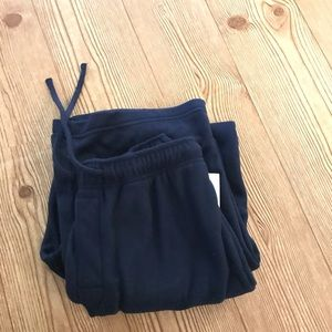 Men Fleece Pants